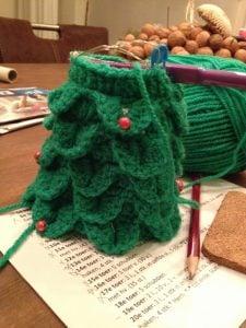 Kerstboom Met Lampjes Haak Enjoyce